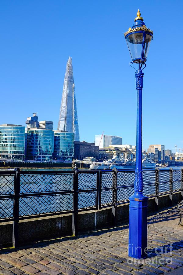 The Shard London England Photograph