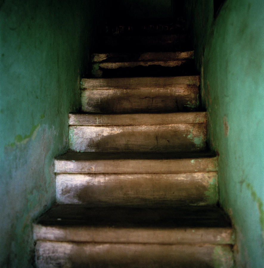 The Stairway Photograph