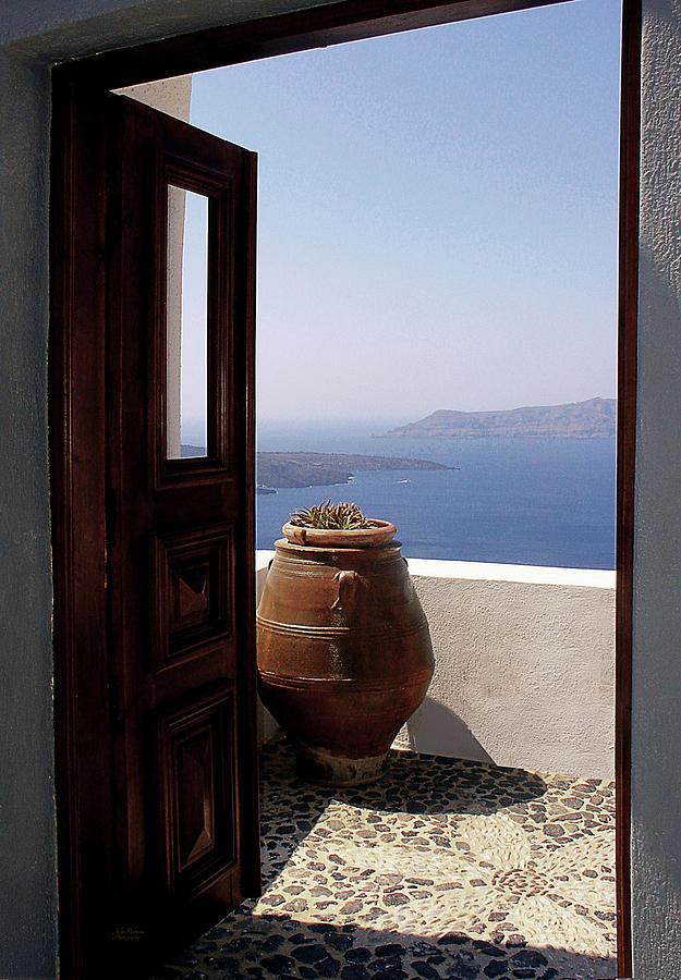Through This Door Photograph