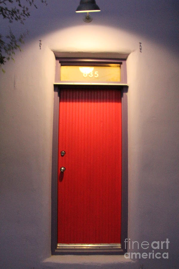 Tucson Doors Photograph
