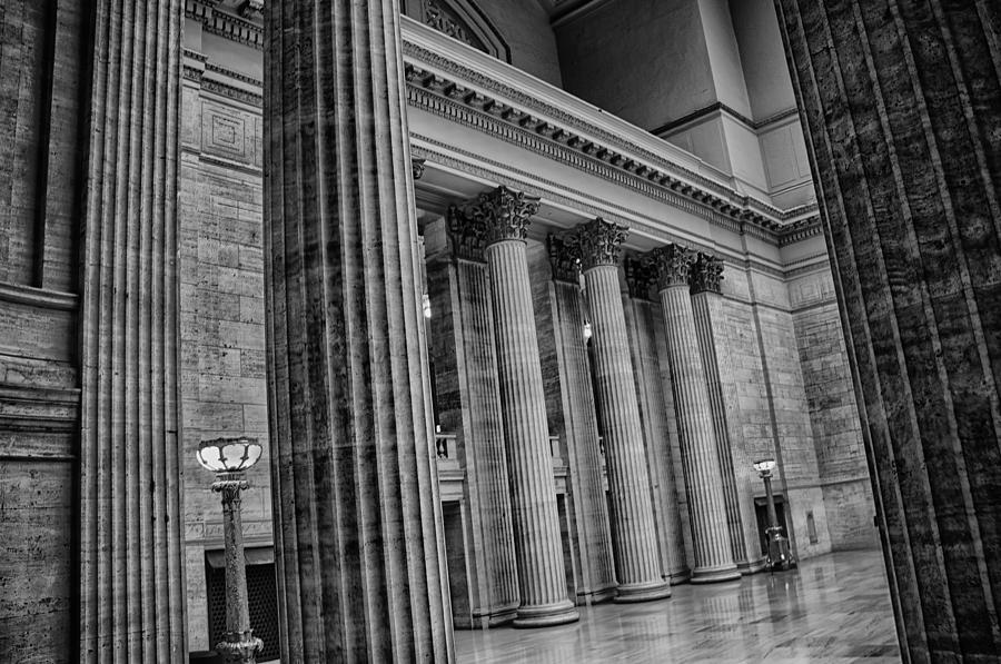Union Station Chicago Photograph  - Union Station Chicago Fine Art Print