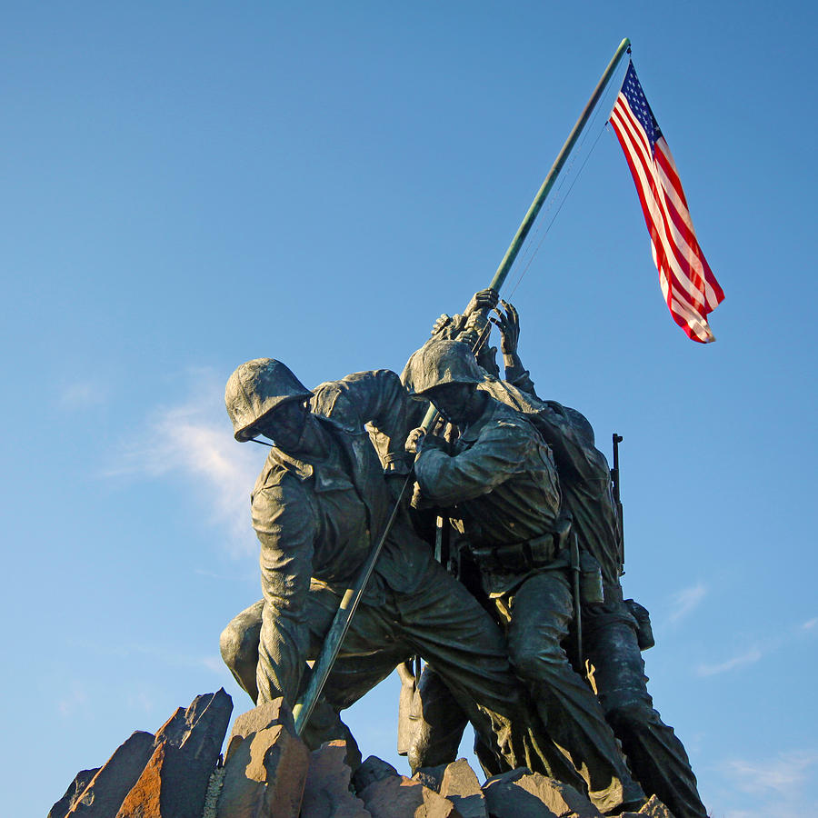"an introduction to the marine corp memorial in the united states The united states marines"" copyright ownership of the marines' hymn was vested in the united states marine corps per certificate of registration dated 19 august 1891, but it is now in the public domain."