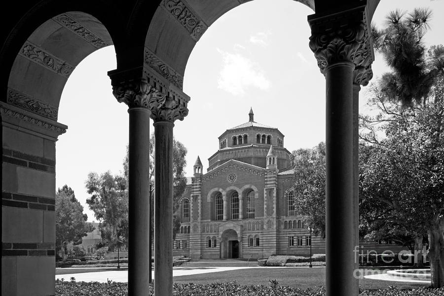 University Of California Los Angeles Powell Library Photograph