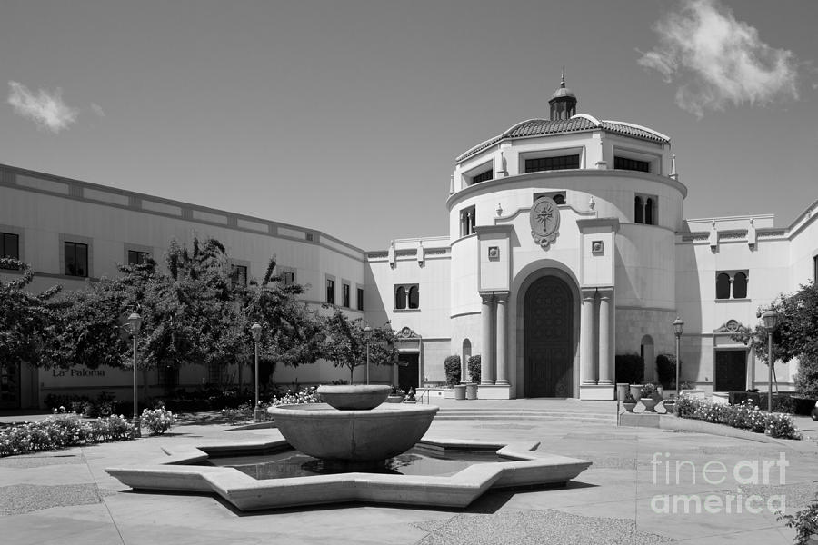 University Of San Diego Photograph
