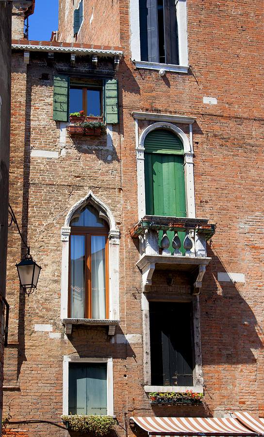 venice architecture photograph by ivete basso photography