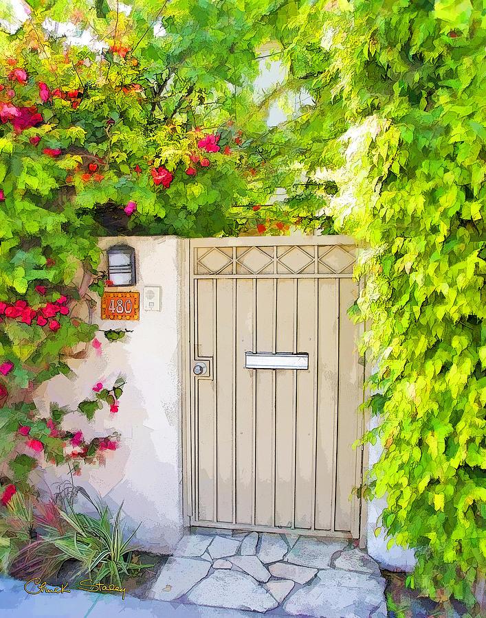 Venice Gate Photograph