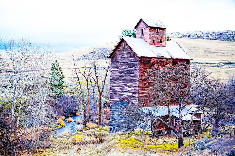 Vintage Barn Photograph