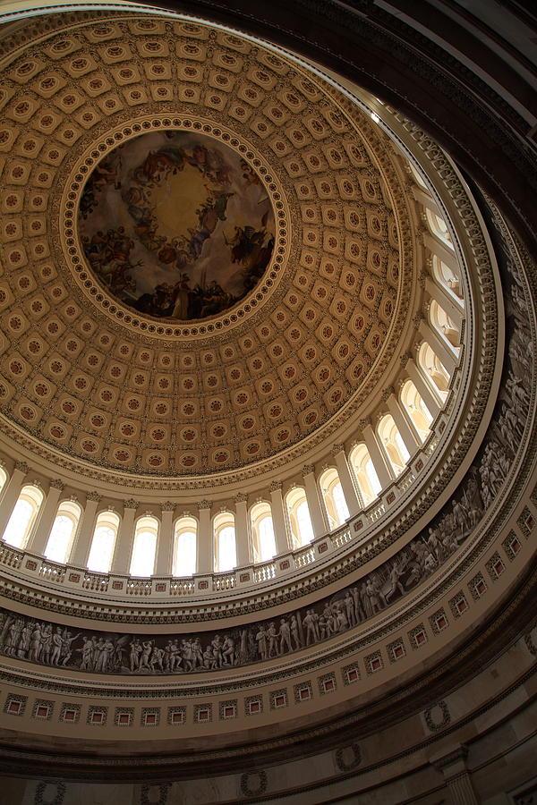 Washington Dc - Us Capitol - 011313 Photograph