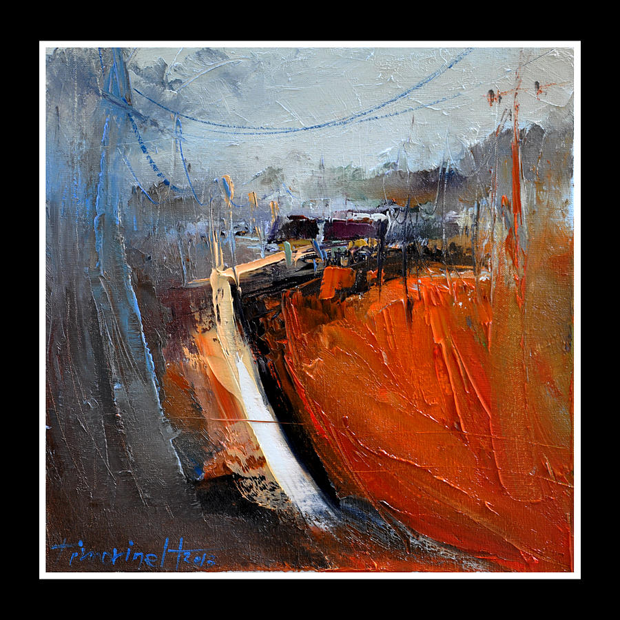 Way Home Serie Painting  - Way Home Serie Fine Art Print