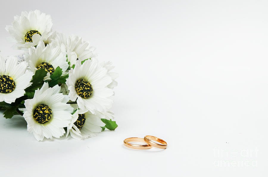 flowers and wedding