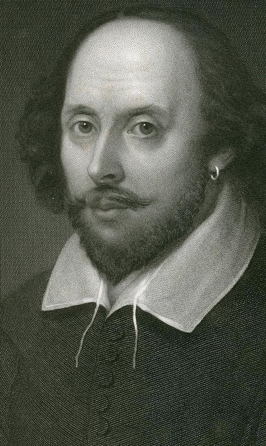 William Shakespeare Drawing