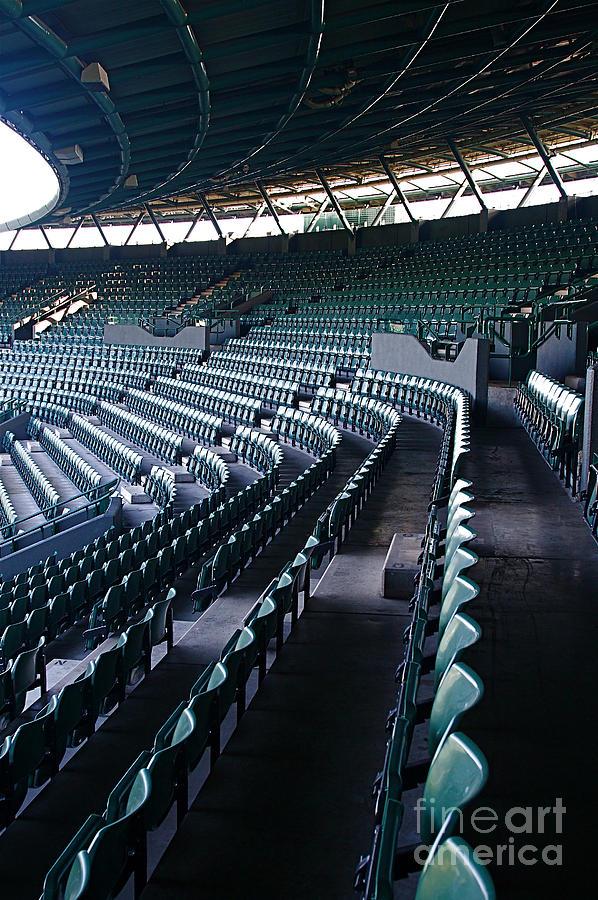 Wimbledon Scenes Photograph