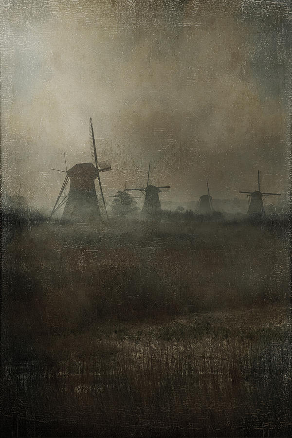 Windmills Photograph
