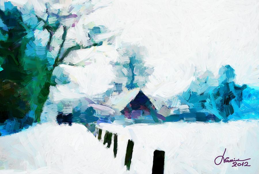 Winter Tales Tnm Digital Art