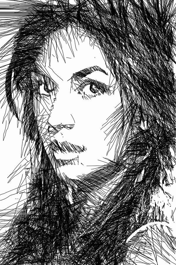 Art Facial Expressions 114