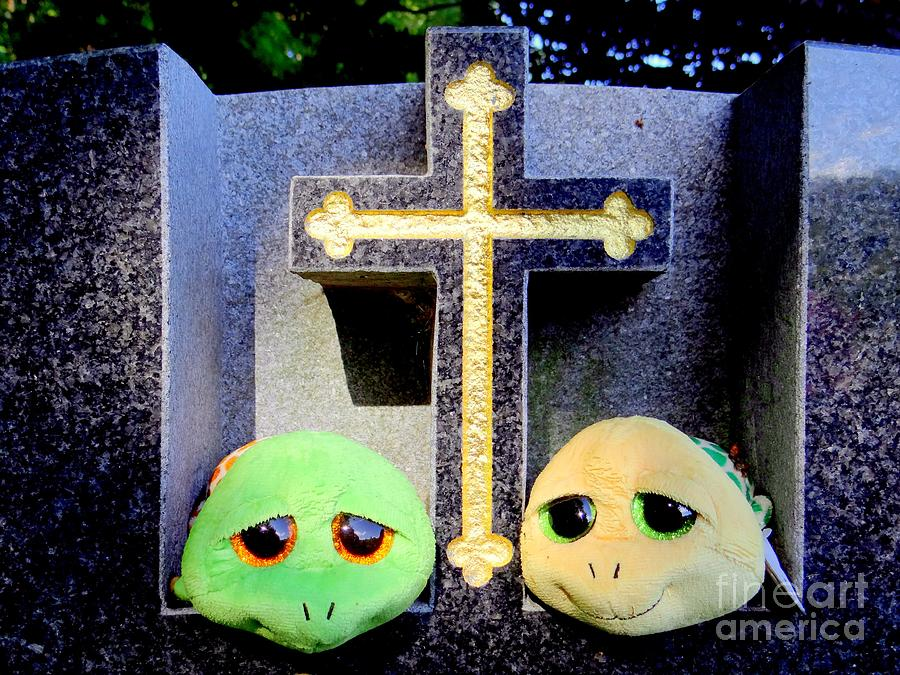 Cemeteries Photograph - Untitled by Ed Weidman