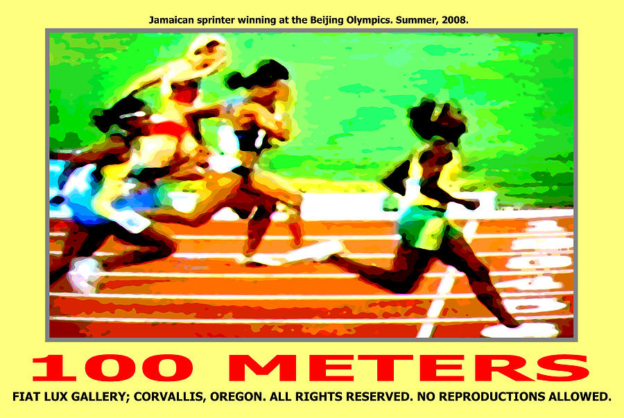 100 meter sprinter sprinter game on how to train for the london 2012