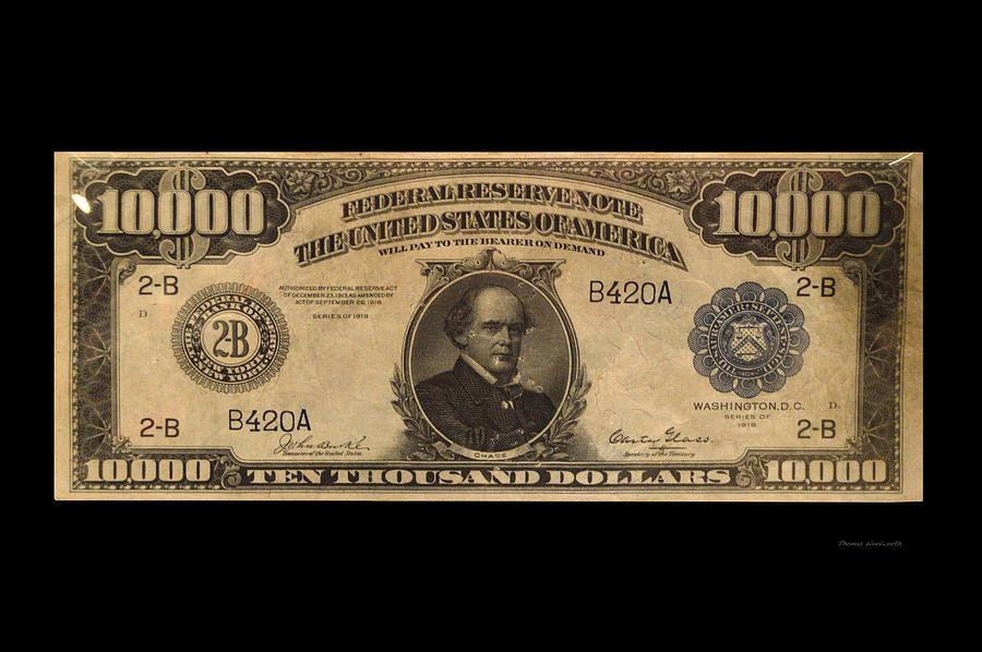 New 10000 Dollar Bill 10000 Dollar Us...