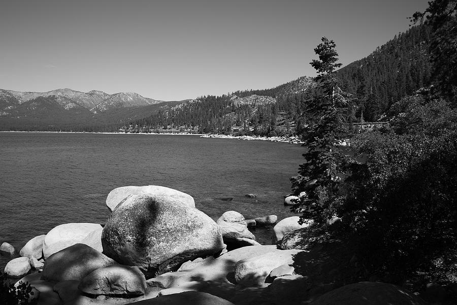 Lake Tahoe Photograph  - Lake Tahoe Fine Art Print