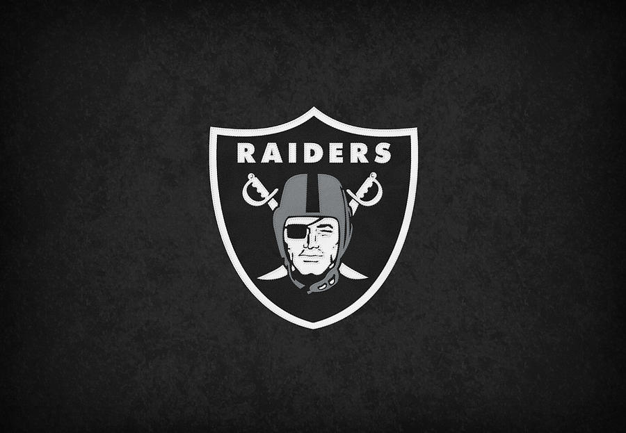 Oakland Raiders Photograph  - Oakland Raiders Fine Art Print