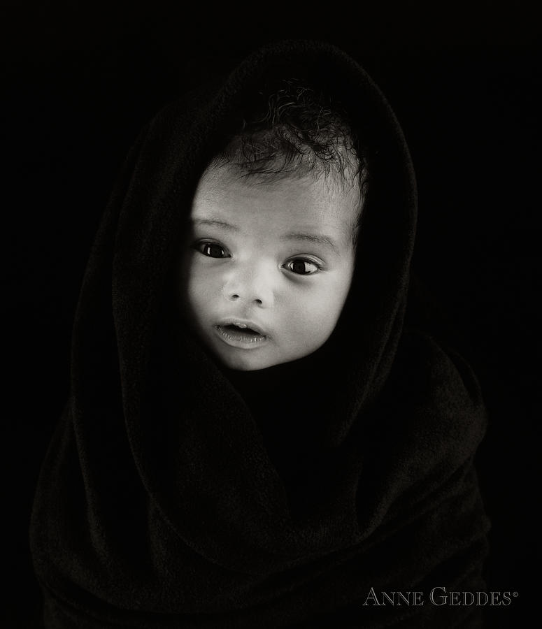 Pure Photograph - Untitled by Anne Geddes