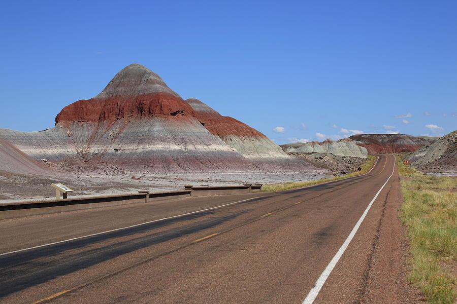 Painted Desert Photograph