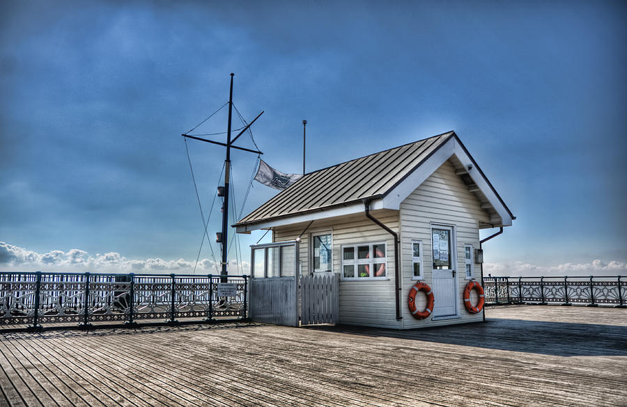 Penarth Pier Photograph