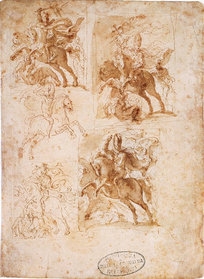 Vertical Photograph - Italy, Veneto, Venice, Accademia Art by Everett