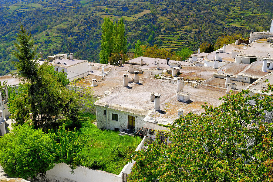 Alpujarras In Granada Photograph