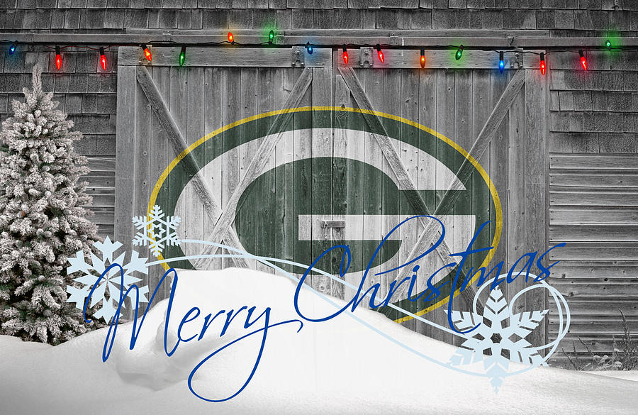 Green Bay Packers Photograph