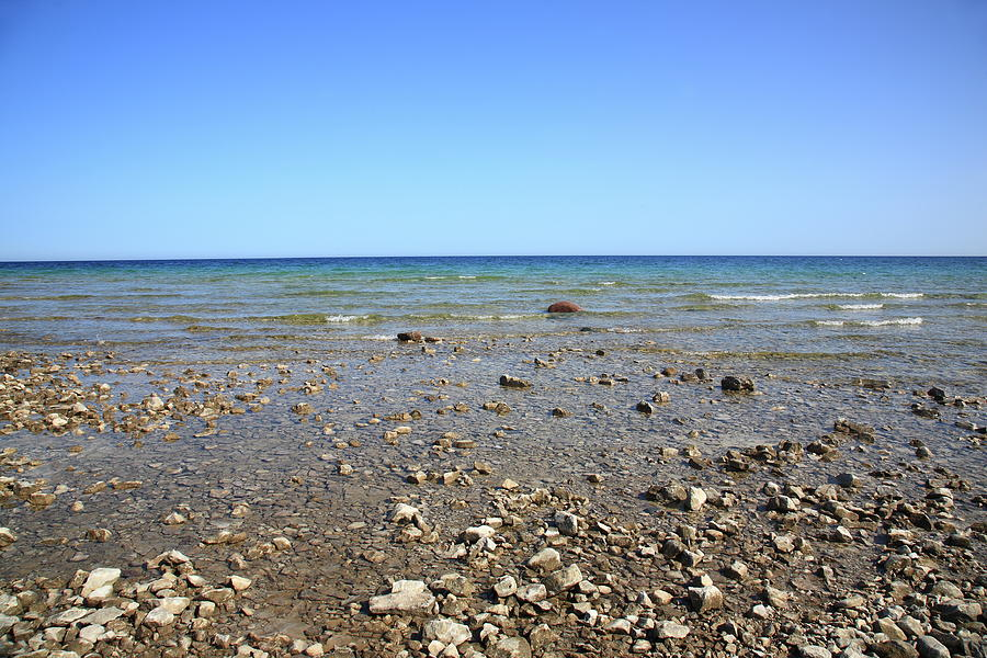 Lake Huron Photograph  - Lake Huron Fine Art Print