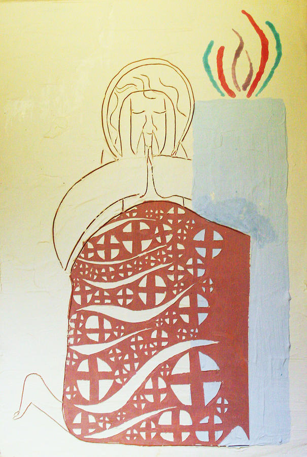 The Wise Virgin Painting