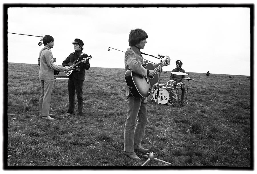 Beatles Help Photograph