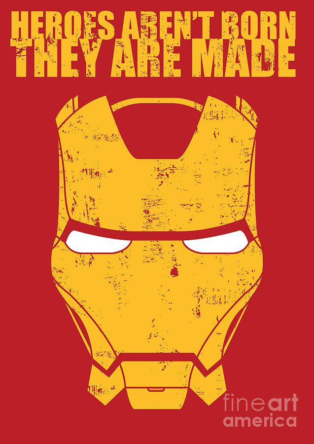 Iron Man Digital Art