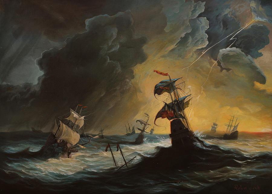 1715 in art