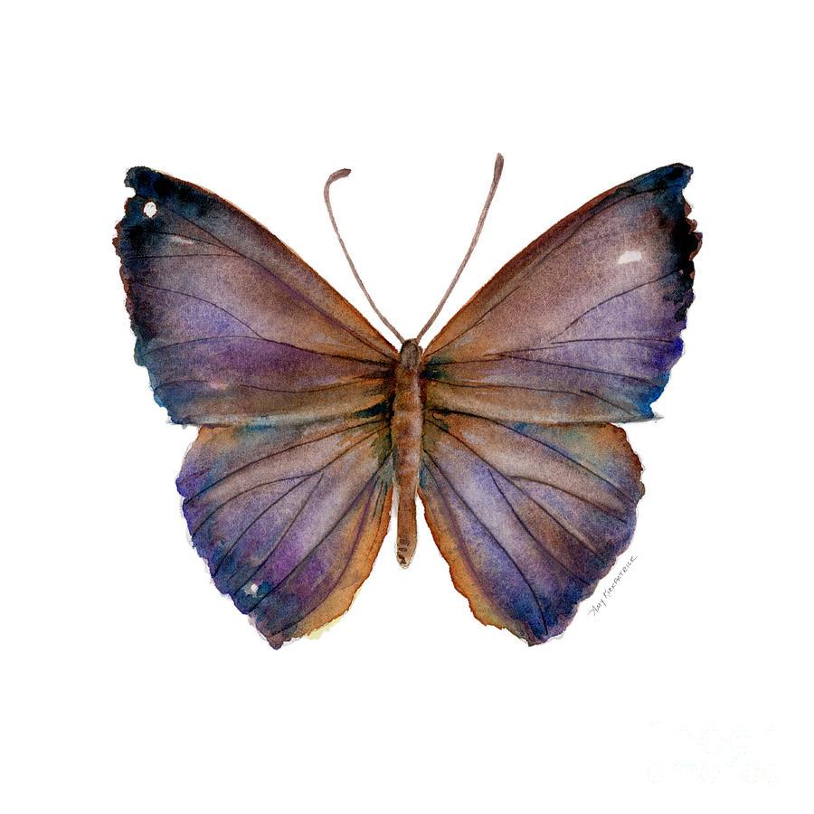 18 Purple Pandemos Painting