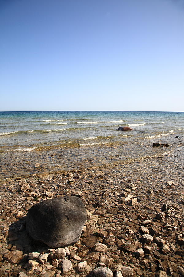 Lake Huron Photograph