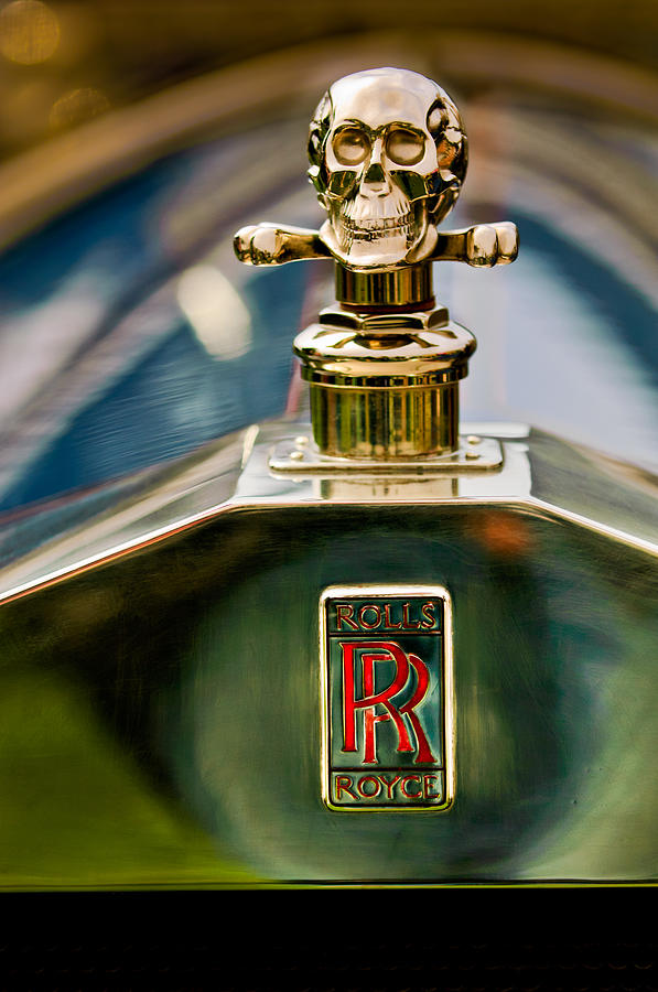1912 rolls royce silver ghost cann roadster skull hood. Black Bedroom Furniture Sets. Home Design Ideas