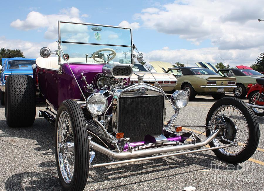 1923 Ford Model T Convertible Roadster Photograph