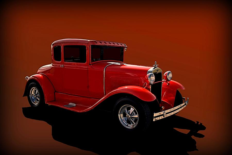 1930 ford coupe hot rod photograph by tim mccullough. Black Bedroom Furniture Sets. Home Design Ideas