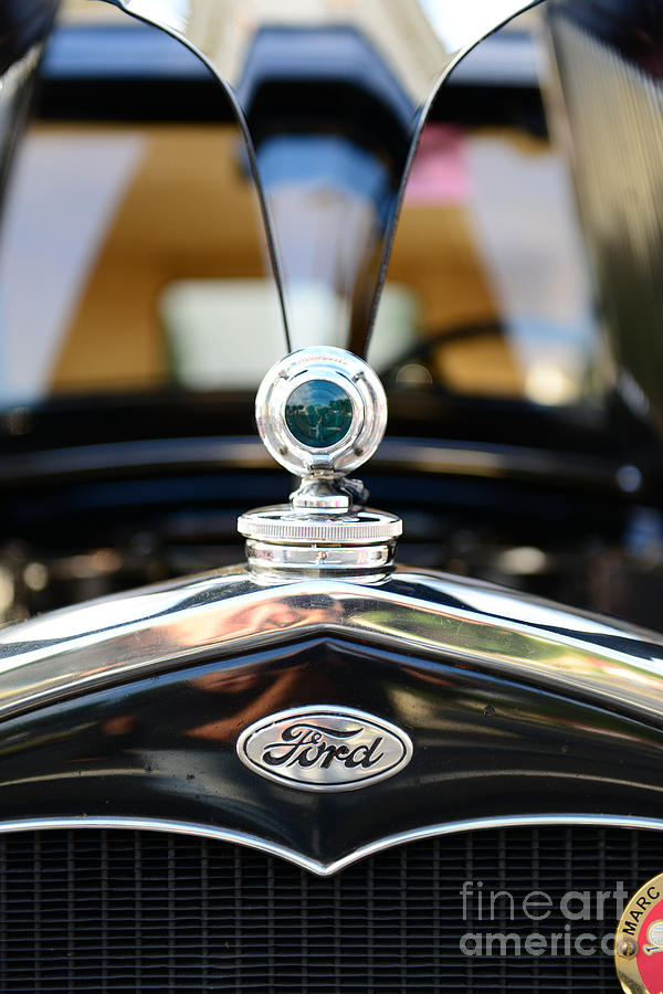 1931 Ford Model A Photograph - 1931 Ford Model A by Paul Ward