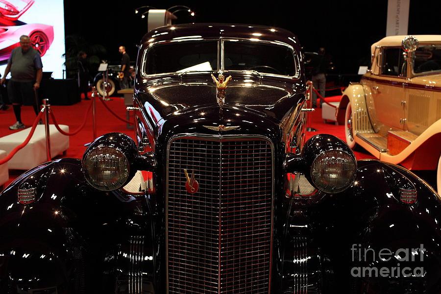 1934 Cadillac V16 Aero Coupe - 5d19875 Photograph