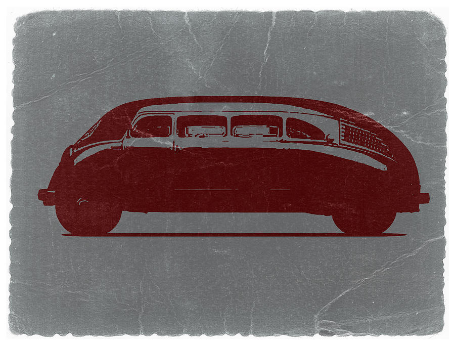 1936 Stout Scarab Photograph