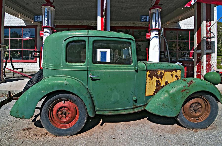 1940 Bantam Coupe By Steve Harrington