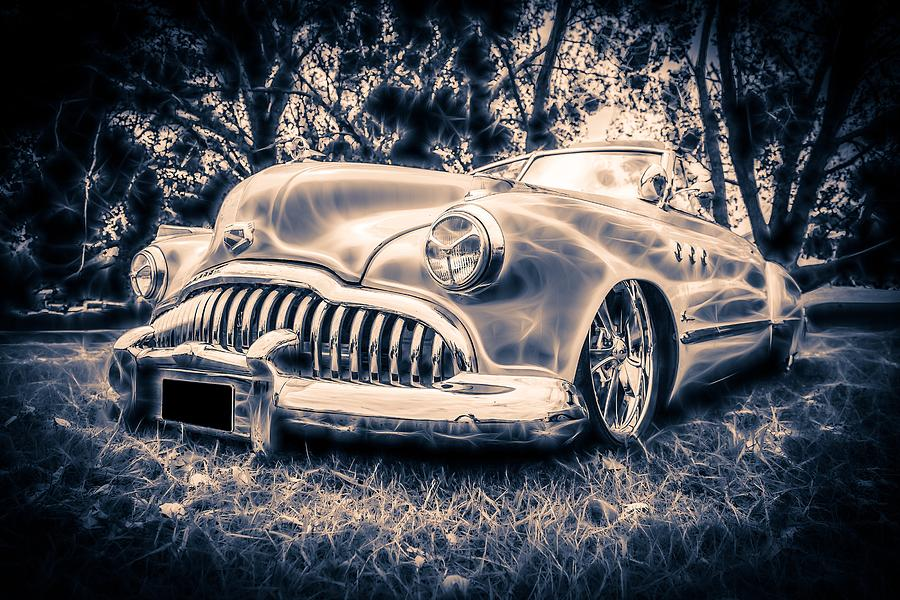 1949 Buick Eight Super Photograph