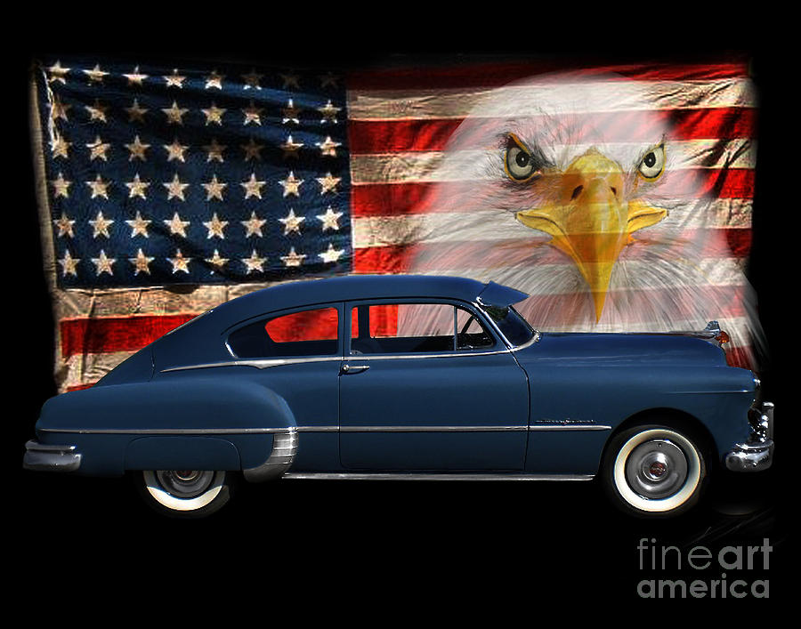 1949 Pontiac Tribute Photograph