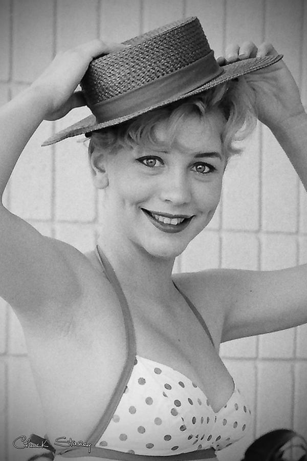 1950s Pinup Photograph