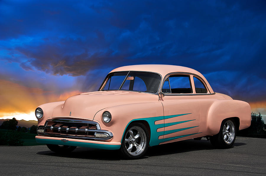 1951 Chevrolet Custom Coupe Photograph