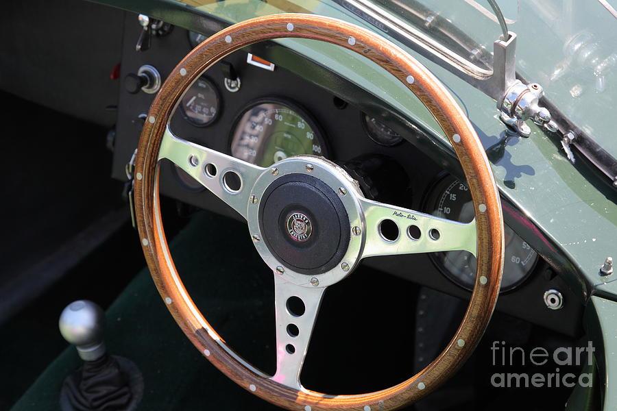 1952 Jaguar Xk120 Roadster 5d22971 Photograph