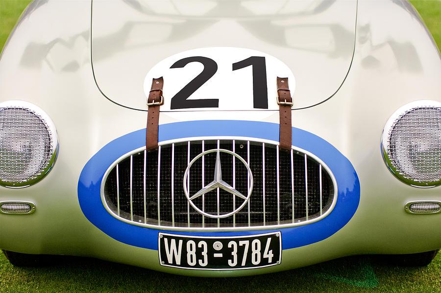 1952 Mercedes-benz W194 Coupe Photograph